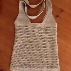 Xhilaration knit bag.
